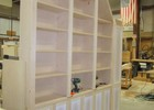 Shop photo- We build everything in our shop before installation to ensure it's all perfect